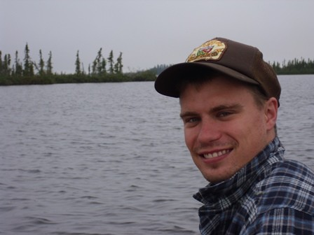 Ryan Connon - Ryan's Ph. D. research is focused on improving the understanding of and ability to model runoff from peat plateau-bog complexes. So far his research has identified major runoff pathways and how their importance changes with soil moisture conditions. He has also shown that recent increases in discharge from streams and rivers in the southern NWT is strongly influenced by permafrost thaw-induced land-cover change that has increased the extent of runoff contributing areas.