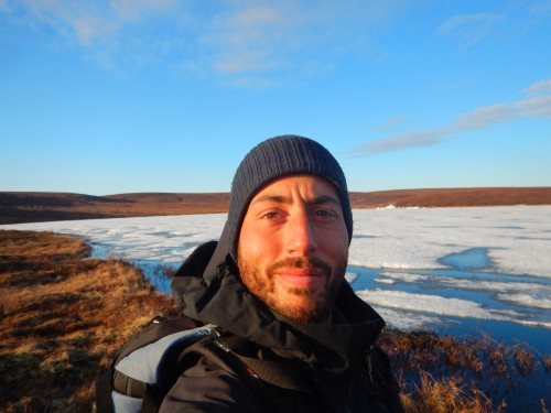 Gabriel Gosselin - Gabriel is a Research Technician based at the University of Montreal for the Changing Arctic Network (CANet). His expertise is on hydrometerological instrumentation, including eddy co-variance systems.